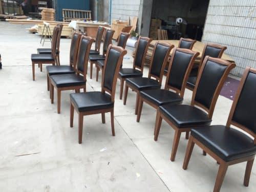 椅子の完成