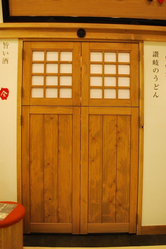 ネズミ木戸