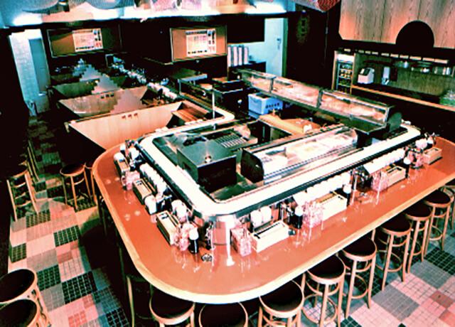 元禄寿司 赤羽店