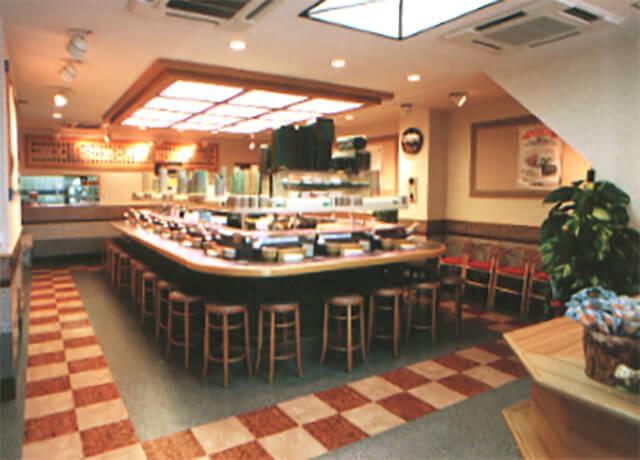 元禄寿司 堀切店