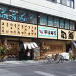 平禄寿司 立川南口店
