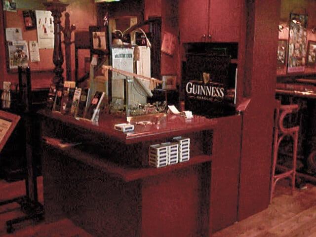 THE DUBLINERS' IRISH PUB 新宿店