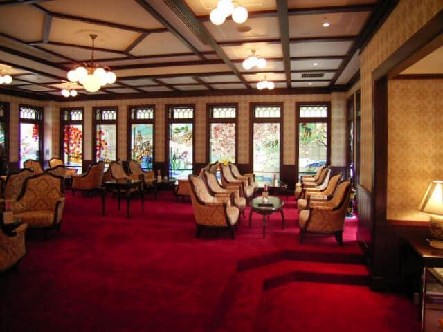 金沢白鳥路ホテル ロビー