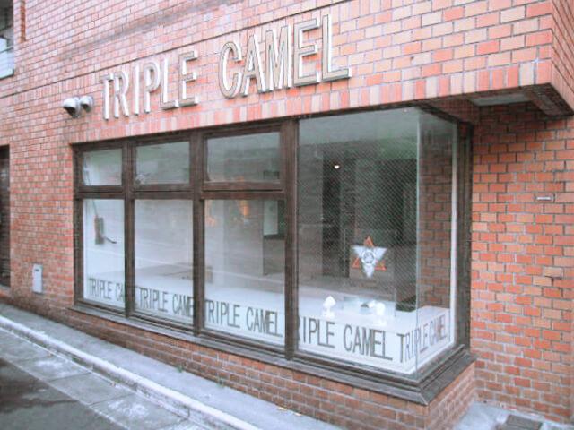 TRIPLE CAMEL
