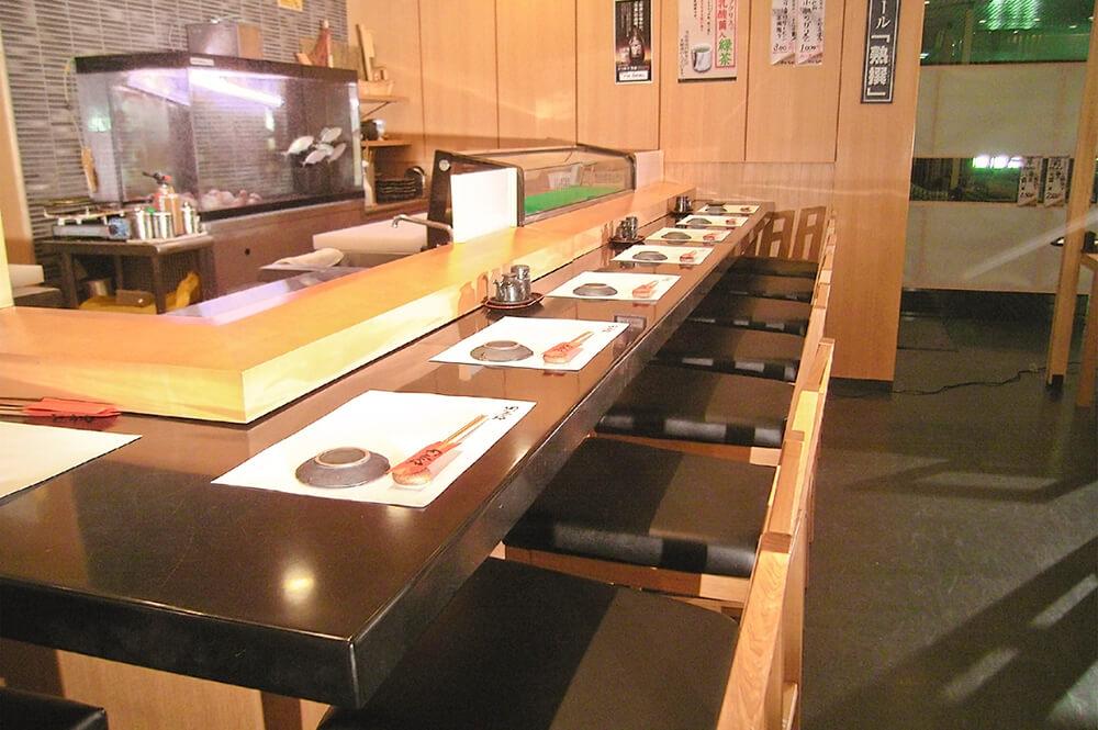 寿司割烹もりいち 大崎店
