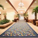 PIC Guam Hotel ロビー