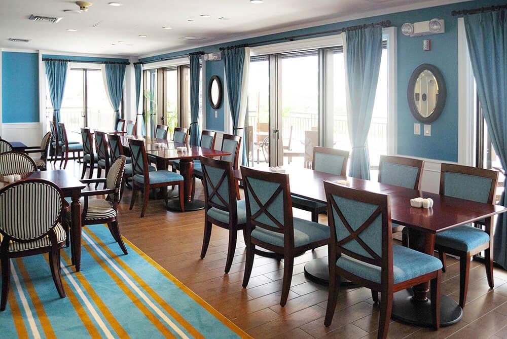 PIC Guam Hotel クラブラウンジ
