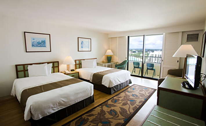 PIC Guam Hotel 客室