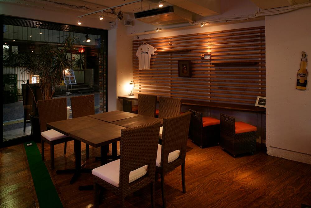 GOLF ATHLETE CAFE DO LOCO
