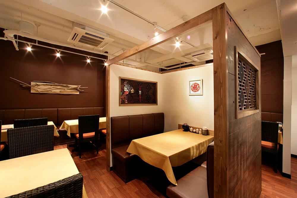 上海厨房 味楽