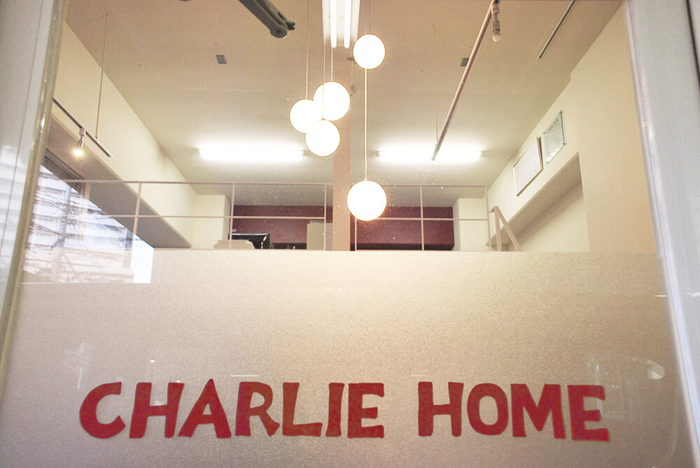 CHARLIE HOME/CHARLIE FARM