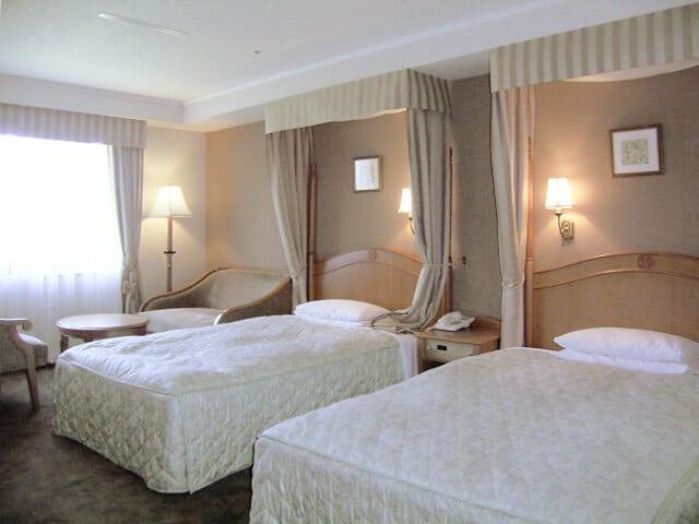 金沢白鳥路ホテル 客室